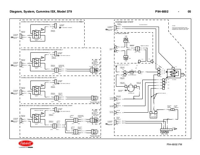 cummins isx cm870 wiring diagram - somurich.com 1968 firebird wiring harness diagram #15
