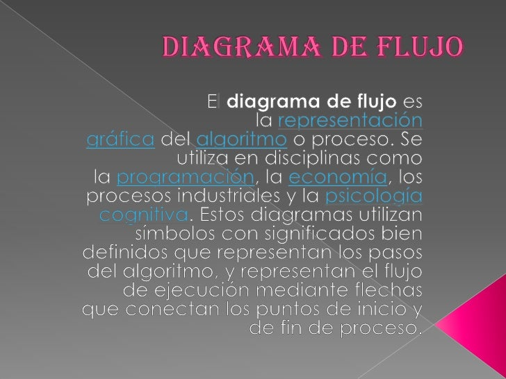    Un diagrama de flujo siempre tiene un único punto de inicio y un único    punto de término.   Las siguientes son acci...