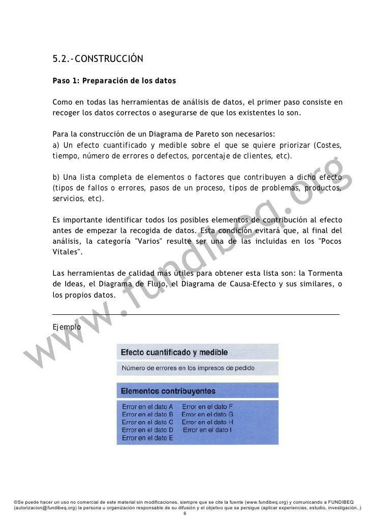 5.2.- CONSTRUCCIÓN                   Paso 1: Preparación de los datos                   Como en todas las herramientas de ...