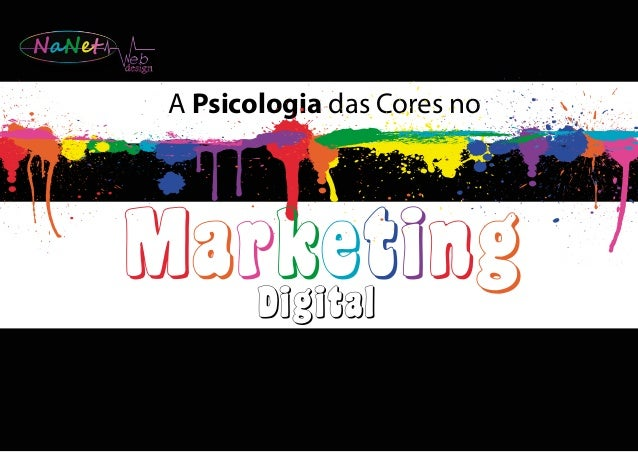 A Psicologia das Cores no MarketingDigital