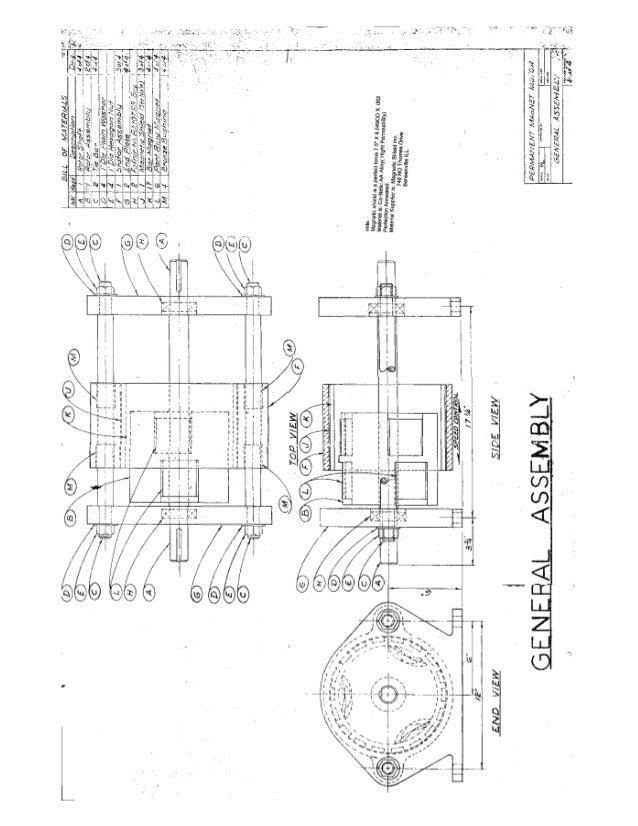 Diagramas- free energy permanent magnet motor plan based
