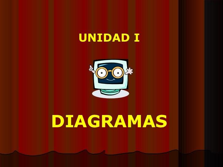 UNIDAD IDIAGRAMAS
