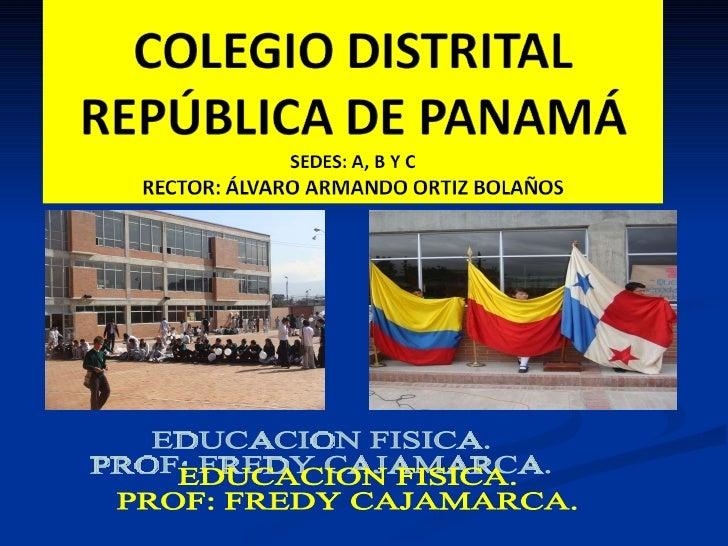 VIERNES 19 DE FEBRERO DE 20010 EDUCACION FISICA. PROF: FREDY CAJAMARCA.