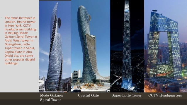Diagrid Structural System