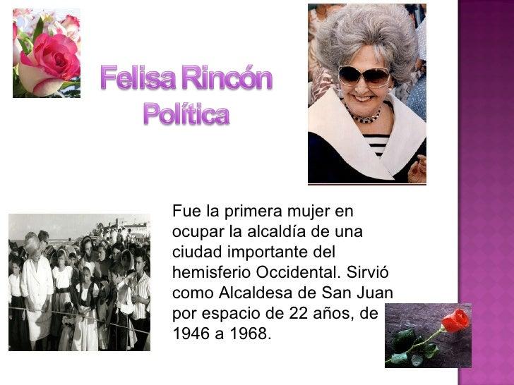 Fue la primera mujer en ocupar la alcaldía de una ciudad importante del hemisferio Occidental. Sirvió como Alcaldesa de Sa...