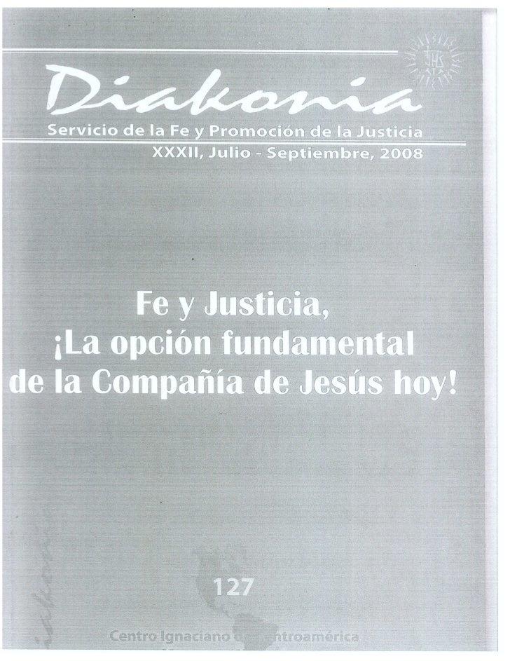 Diakonia 127