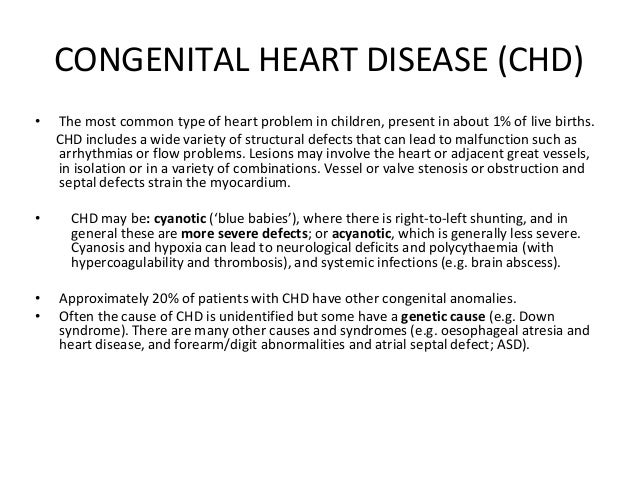 medically compromised - Cardiovascular Disease