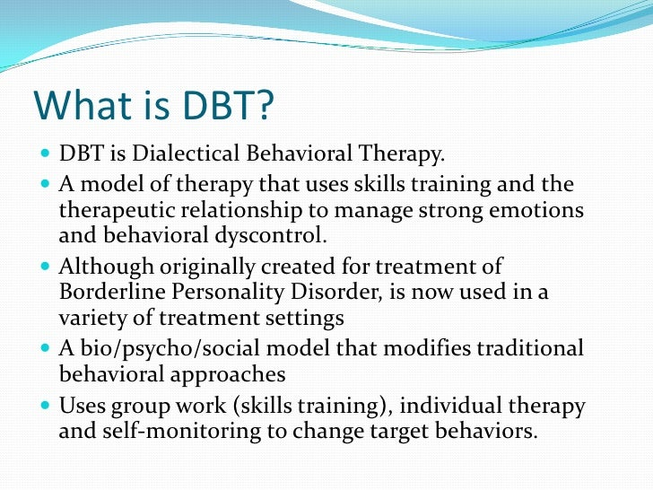 Similiar Dialectical Behavior Therapy Keywords