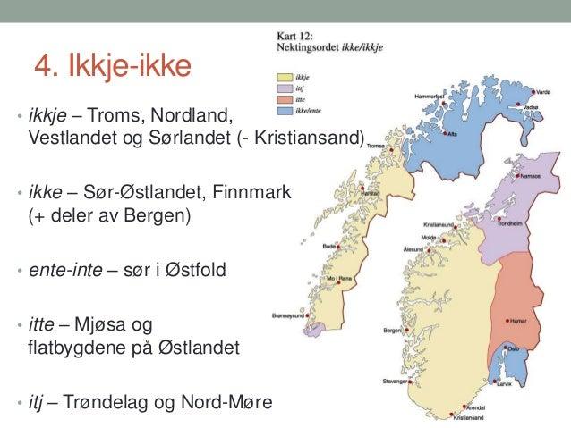 dialekter i norge Førde