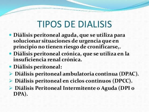 Dialisis peritoneal for Tipos de estanques para acuicultura