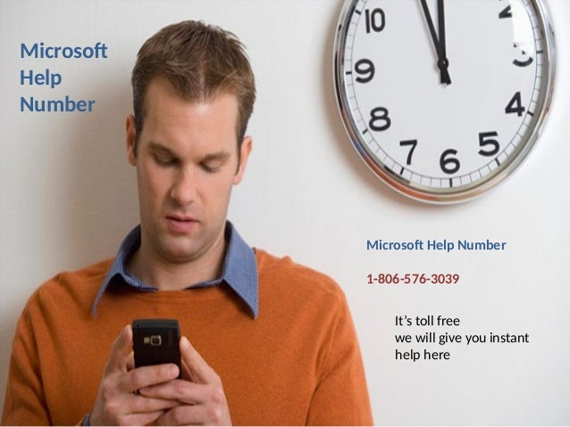 Microsoft Help Number 1-806-576-3039 It's toll free we will give you instant help here Microsoft Help Number