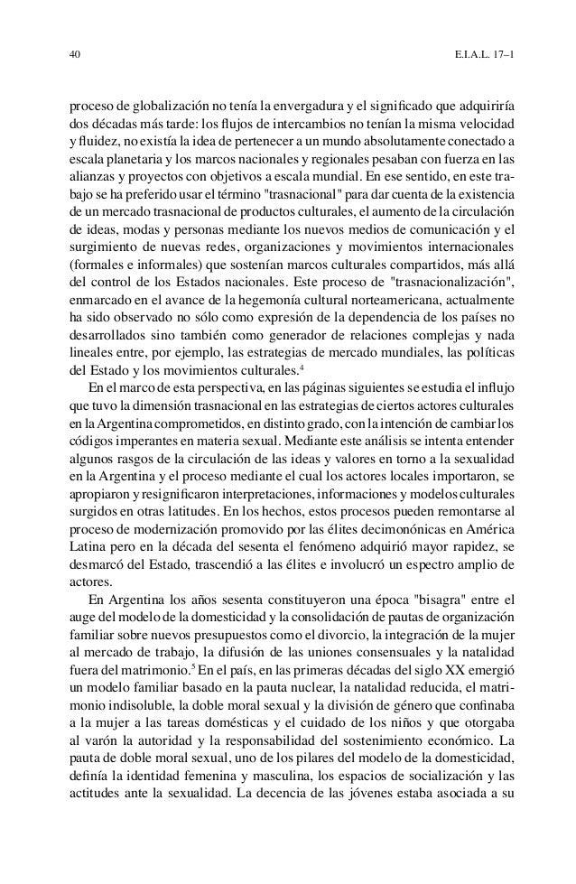 Dialnet cultura y sexualidad en la Argentina de los sesenta Slide 2