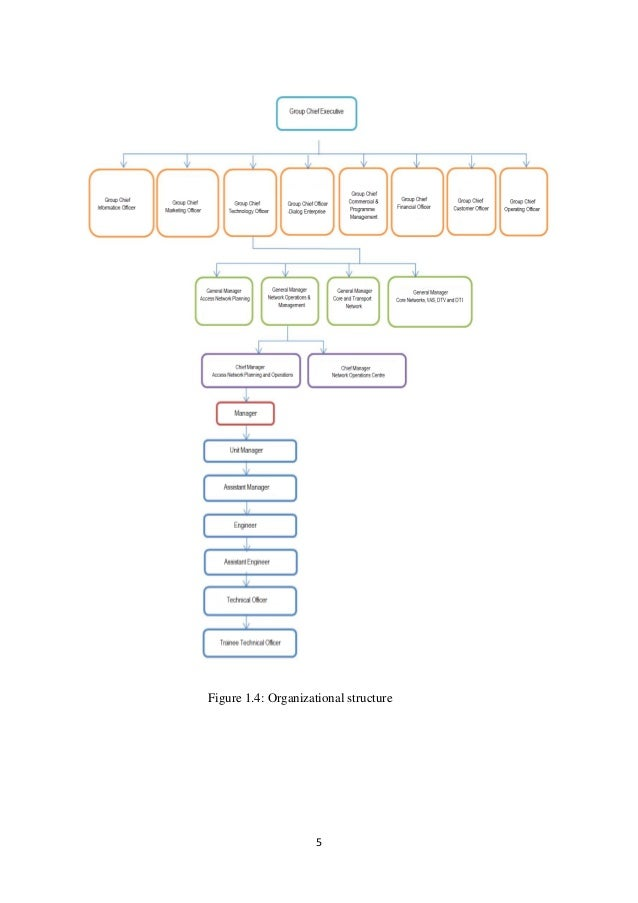axiata organization structure