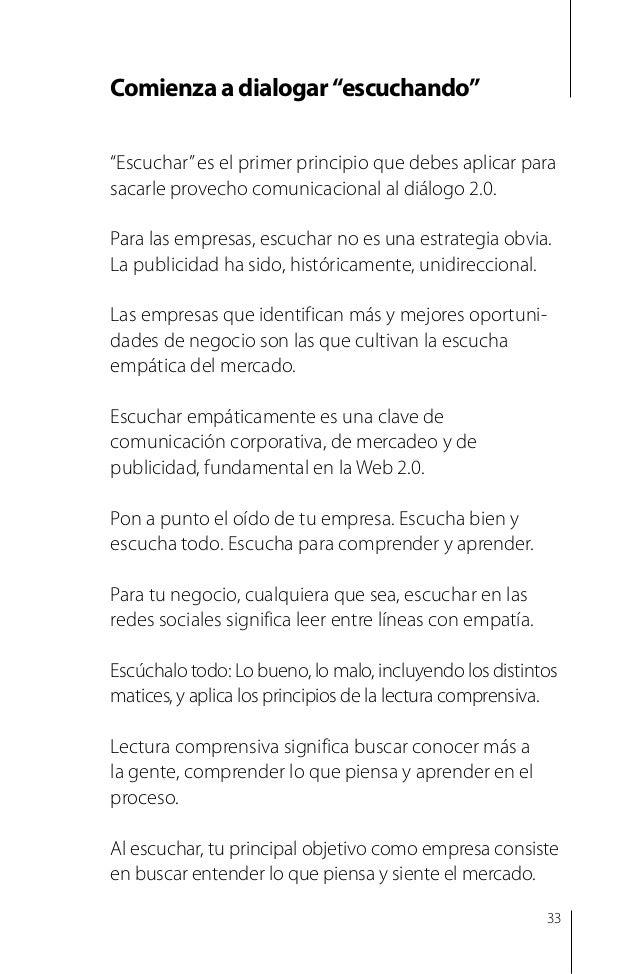 Juan Carlos Jiménez Cuando una empresa escucha empáticamente a sus clientes les transmite reconocimiento y aprecio. Escuch...