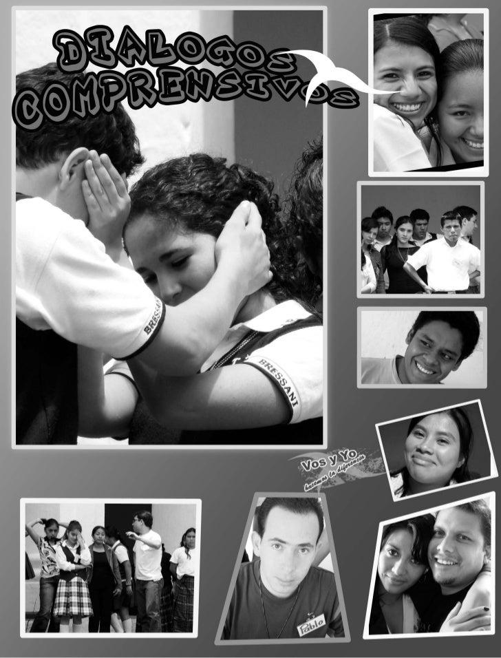 Revista del proceso Diálogos Comprensivos en Alta Verapaz