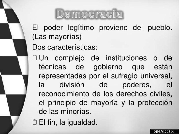 DIÁLOGO Y DEMOCRACIA Slide 2