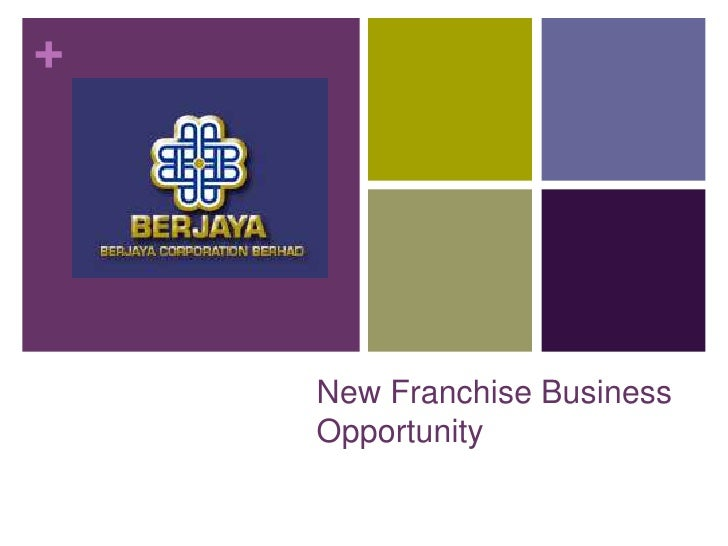 New Franchise Business Opportunity<br />