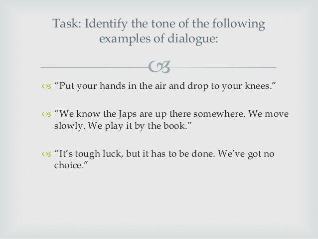 dialogue language features