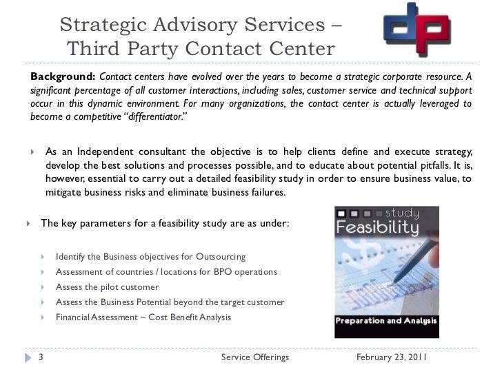 Dialogue partners   Contact Center Consultancy Slide 3