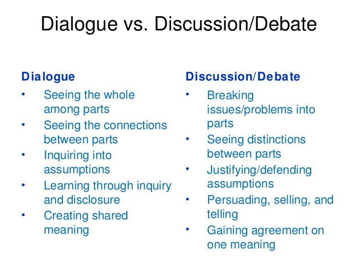 narrative essay dialogue