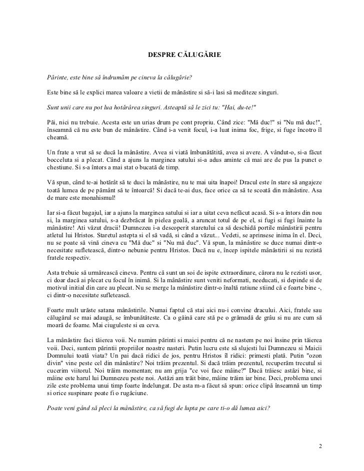 Dialoguri cu parintele arsenie papacioc Slide 2