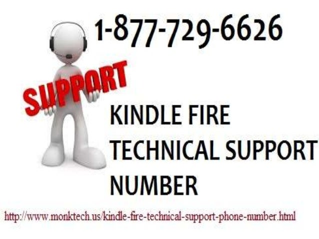 Dial toll free kindle fire technical support 1 877-729-6626 now