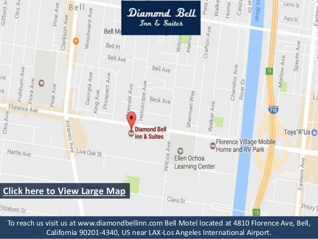 Click Here To View Large Map 8 DIAMOND BELL