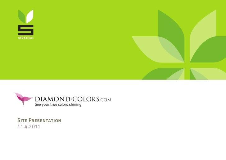 Site Presentation11.4.2011