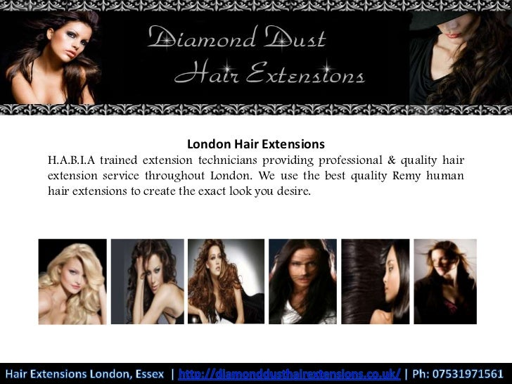 London Hair Extensions<br />H.A.B.I.A trained extension technicians providing professional & quality hair extension servic...