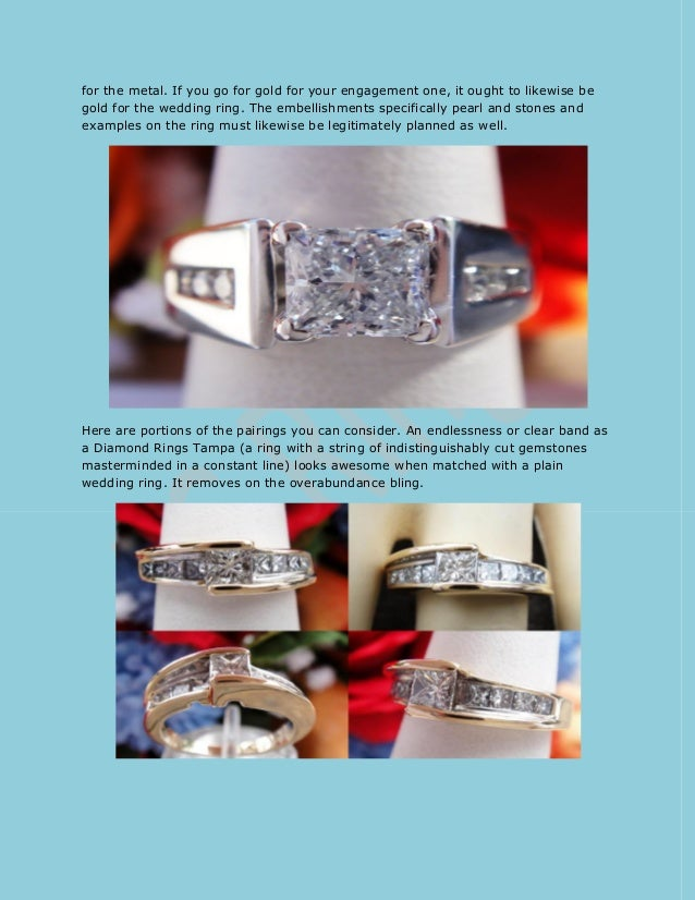diamond engagement rings tampa at lc ringscom - Wedding Ringscom