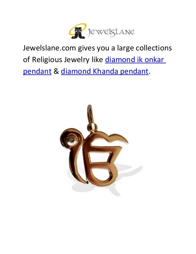 Diamond ik onkar pendant jewelslane gives you a large collectionsof religious jewelry like diamond ik onkarpendant diamond diamond ik onkar pendant diamond ik onkar pendant aloadofball Images
