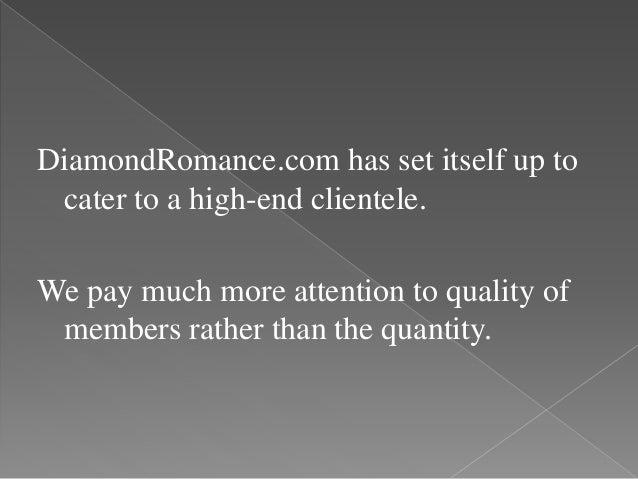 Diamond dating sites