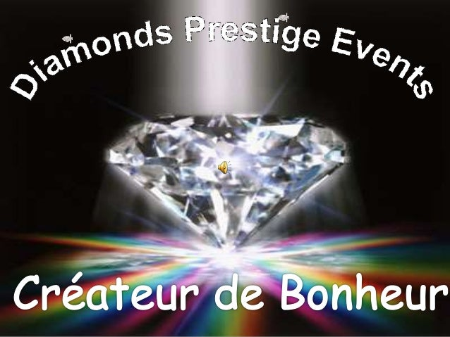 Diamonds  prestige  events ok