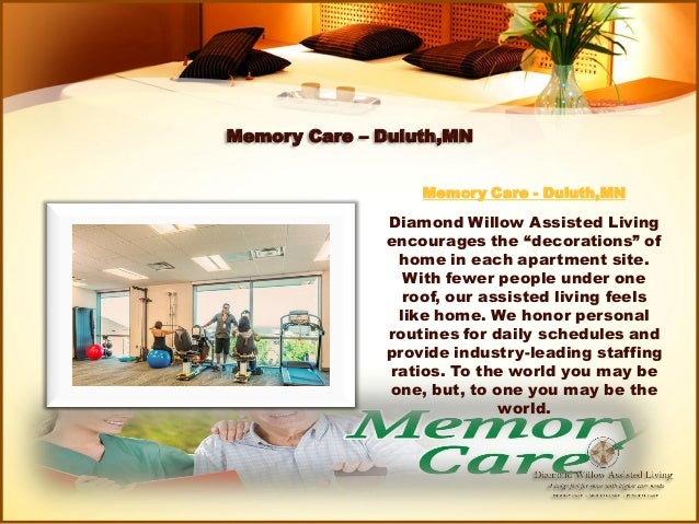 Assisted Living Facilities Duluth Mn Pdf