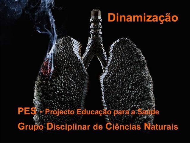 Dia mundial do não fumador Slide 2