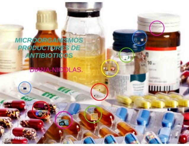 microrganismos de la industria farmaceutica