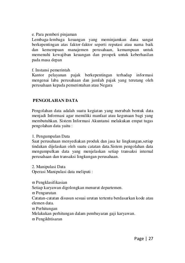 sistem keuangan / perdagangan komputasional