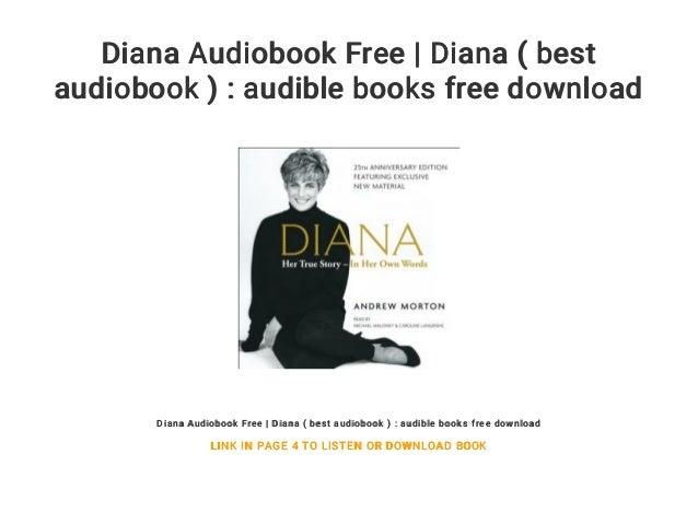 Diana Audiobook Free   Diana ( best audiobook ) : audible