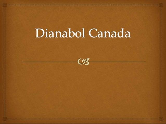 Dianabol Canada Slide 1