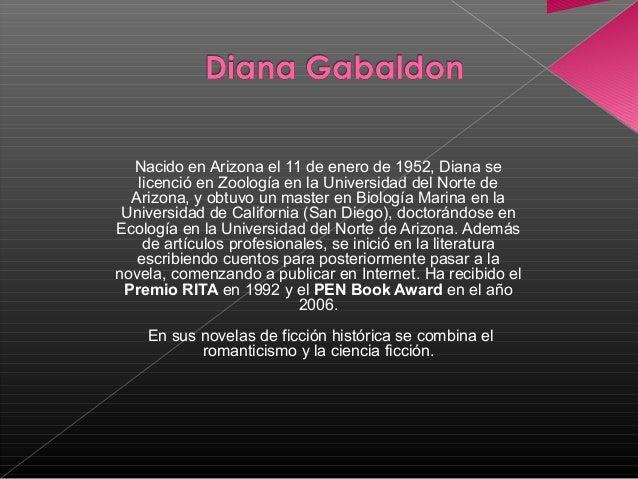 Nacido en Arizona el 11 de enero de 1952, Diana se licenció en Zoología en la Universidad del Norte de Arizona, y obtuvo u...