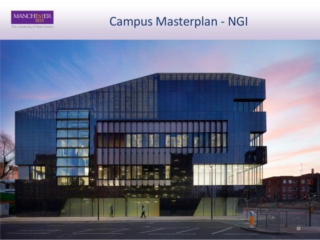 University of manchester estates strategy