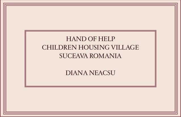 Diana Neacsu Senior Thesis 2020 Slide 2