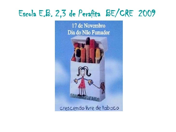 Escola E.B. 2,3 de Perafita BE/CRE 2009