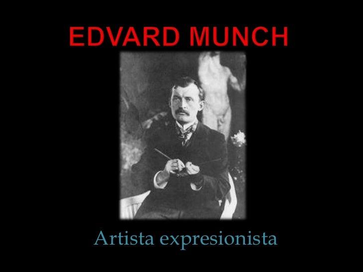 Artista expresionista