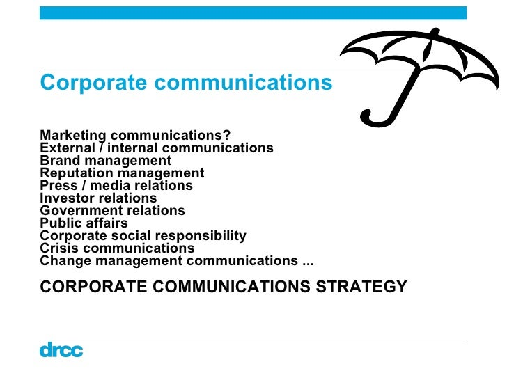 How content strategy supports communications strategy, by Diana Railt…