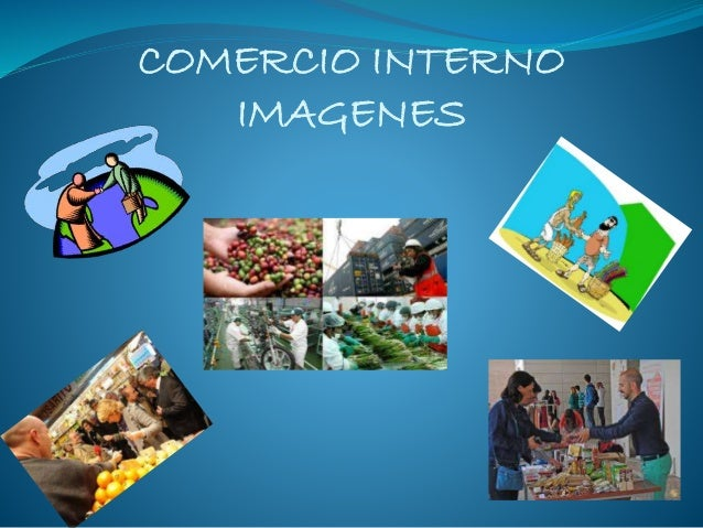 Comercio 1005 for Que es el comercio interior
