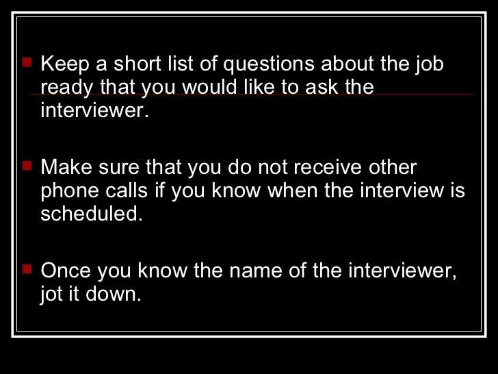 9 - Tele Interviewer Resume