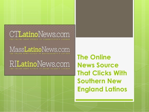 The Online News Source That Clicks With Southern New England Latinos