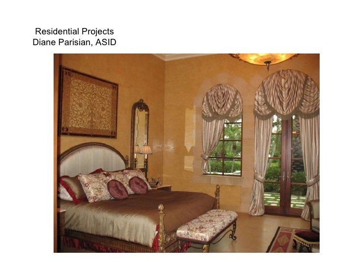 Residential Projects Diane Parisian, ASID