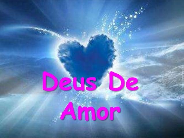 Deus De Amor